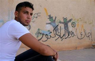 A Deraa, les jeunes révolutionnaires sont passés du graffiti aux armes