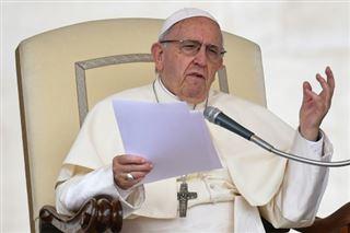 Le pape compare certains avortements à un eugénisme en gants blancs