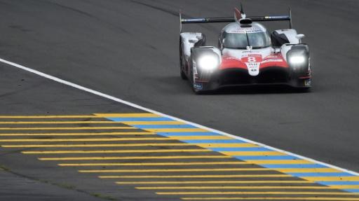 24 Heures du Mans: premier relais réussi pour Fernando Alonso