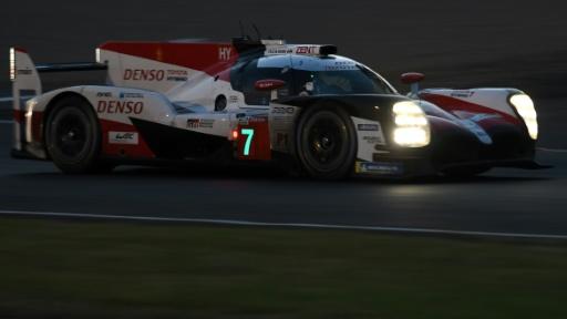 24 Heures du Mans: Toyota comme sur des roulettes