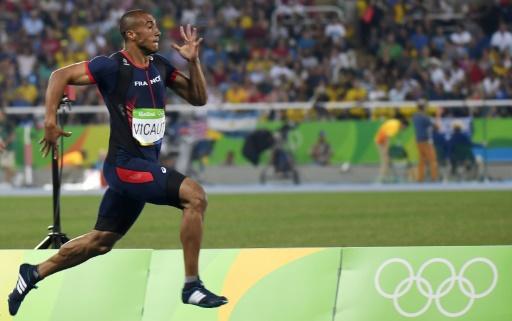 Athlétisme: 2e performance de l'année pour Vicaut, Allyson Felix battue à Marseille