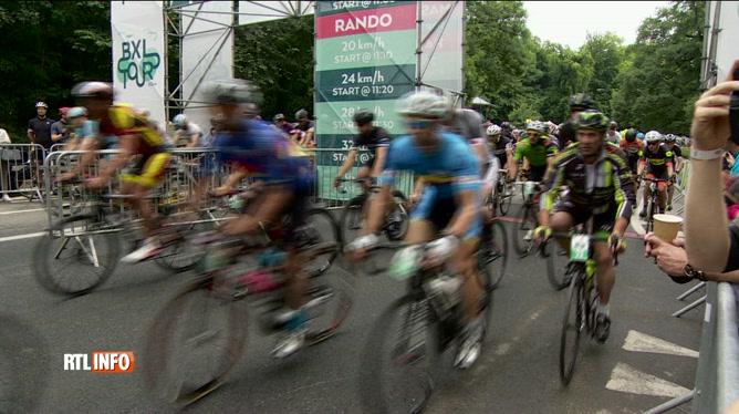 5.000 cyclistes attendus à la 2e édition du Bxl Tour aujourd'hui : plusieurs axes de la capitale fermés à la circulation