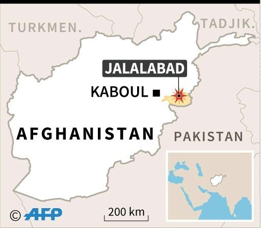 Au moins 14 morts dans un attentat-suicide dans l'est de l'Afghanistan