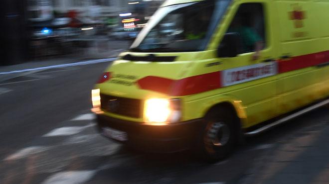 Une voiture percute des cyclistes en pleine course, 20 blessés — Belgique