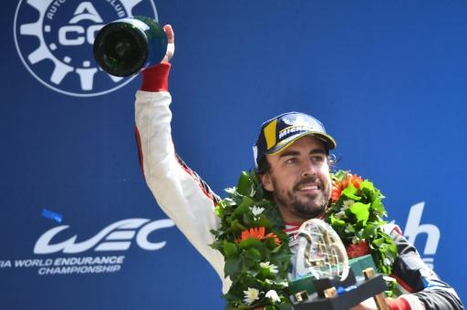 24 Heures du Mans: pour Alonso