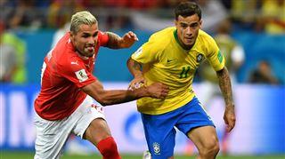 Mondial 2018- un Brésil, loin d'être irrésistible, se fait accrocher par la Suisse 5