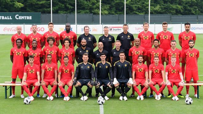 11 millions d'entraîneurs: sélectionnez les Diables qui doivent commencer le match contre le Panama