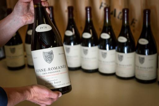 Les dernières bouteilles de Henri Jayer vendues à près de 30 millions d'euros à Genève