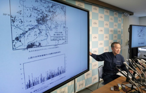 Japon: au moins deux morts, dont une fillette, dans un puissant séisme