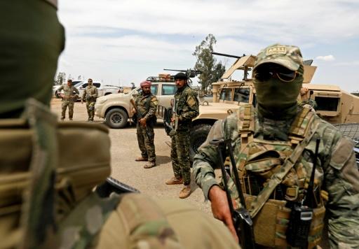 Syrie: frappes de la coalition menée par les Etats-Unis contre des positions du régime