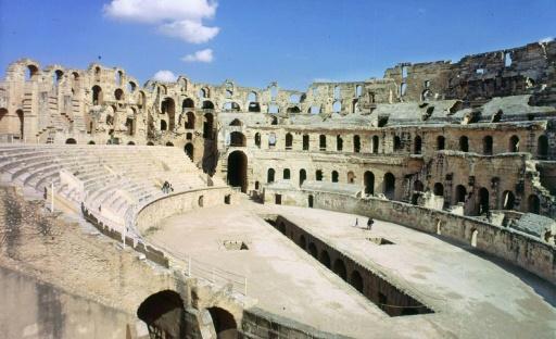 Mondial 2018: le 1er match de la Tunisie diffusé dans un amphithéâtre romain