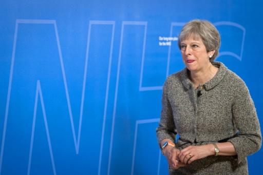 Theresa May essuie un nouveau camouflet devant les Lords sur son projet de loi Brexit