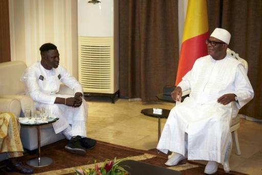 Le président malien félicite Mamoudou Gassama, qui a sauvé un enfant français