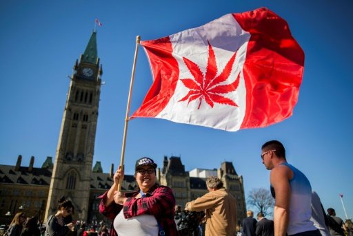 Canada: les députés votent la légalisation du cannabis