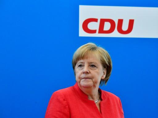 Migrants: Trump accroît la pression sur Merkel en Allemagne