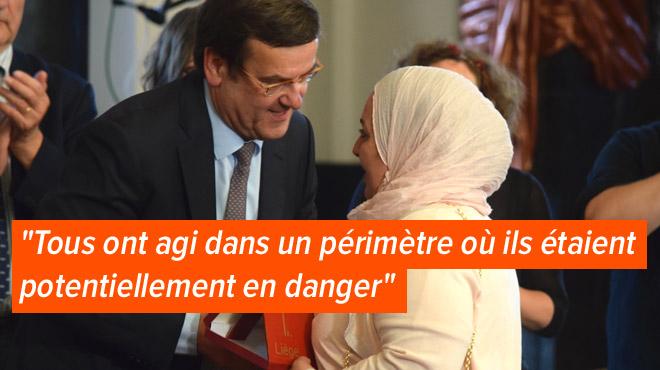 Tuerie à Liège: une vingtaine de personnes mises à l'honneur pour acte de bravoure