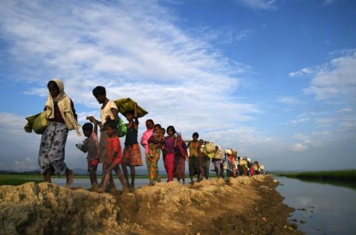 Record de 68,5 millions de personnes déplacées dans le monde en 2017
