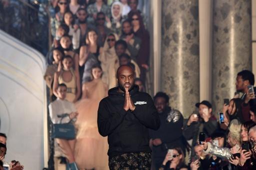 Début de la Fashion week homme à Paris, l'Américain Virgil Abloh en vedette