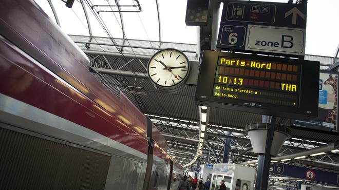 Un train Thalys Bordeaux-Bruxelles hebdomadaire sans arrêt dès 2019