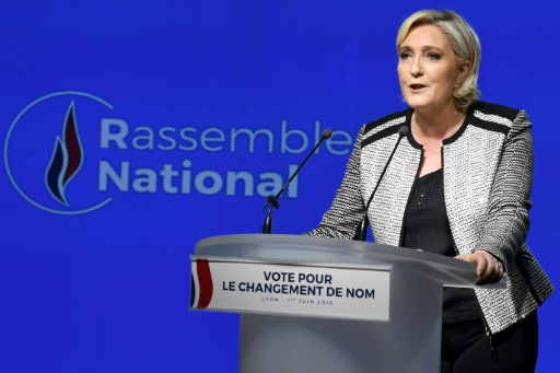 Immigration: Marine Le Pen juge