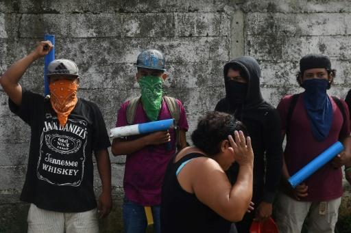 Nicaragua: le gouvernement tente de reprendre le contrôle de Masaya