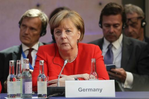 Criminalité: Merkel réfute les accusations de Trump