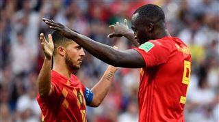 Y a -t-il de l'eau dans le gaz après les critiques d'Eden Hazard envers Romelu Lukaku? Martinez réagit 5