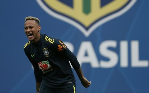 Mondial-2018: le Brésil soulagé par la coupe plus sage de Neymar