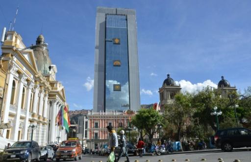 Bolivie: le nouveau palais d'Evo Morales fait polémique