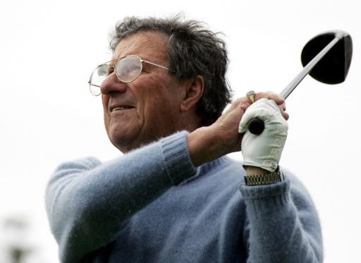 Golf: décès de l'Australien Peter Thomson, quintuple vainqueur du British