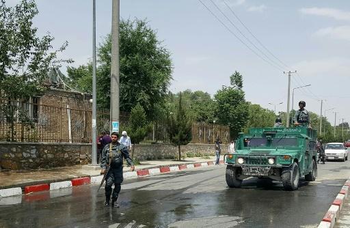 Afghanistan: 30 policiers et soldats tués dans des attaques des talibans