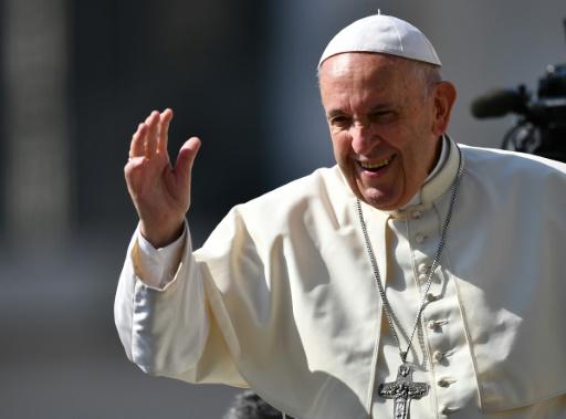 Le pape à Genève jeudi en chef d'orchestre de l'unité des chrétiens