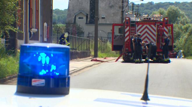 Il enlève et enferme son ex-femme chez lui à Messancy: une ceinture d'explosifs non fonctionnelle est trouvée dans l'habitation