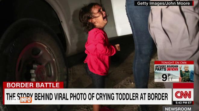 L'histoire déchirante d'une petite Hondurienne séparée de ses parents sans-papiers aux USA: