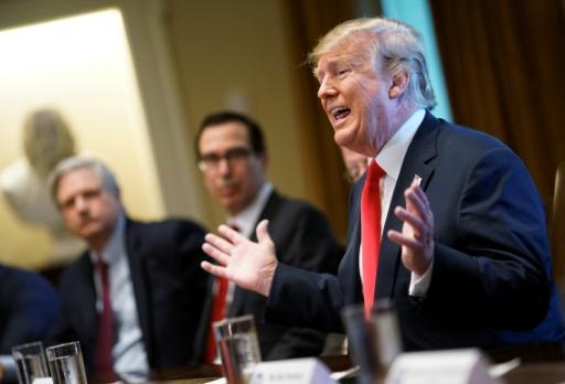 Trump annonce qu'il va signer un décret pour éviter la séparation des familles