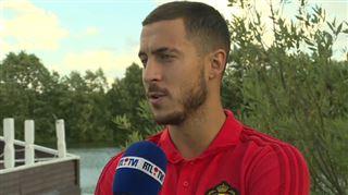 La réponse d'Eden Hazard à ses enfants après le match face au Panama- Je garde les buts pour plus tard (vidéo) 2
