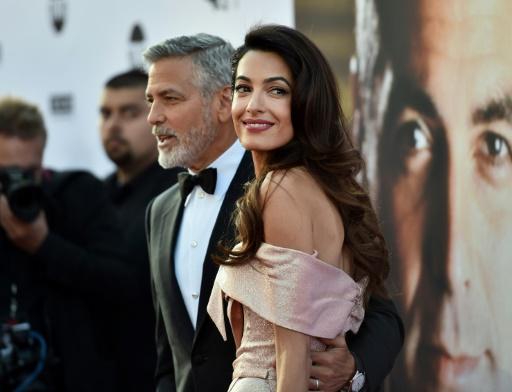 Immigration: les époux Clooney donnent 100.000 dollars pour les enfants séparés