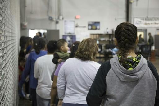 Pour les enfants migrants séparés de leurs parents, un traumatisme de plus