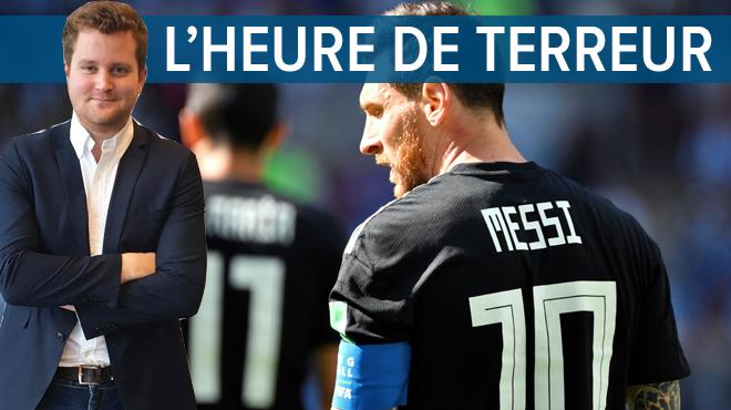 EN DIRECT - Nigeria-Argentine : Di Maria et Higuain alignés avec Messi