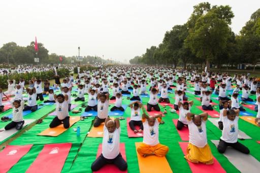 Le yoga, une discipline indienne devenue patrimoine mondial