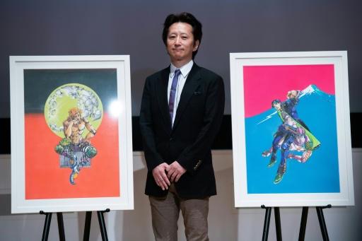 Après le Louvre, le mangaka Hirohiko Araki s'offre une place au musée à Tokyo