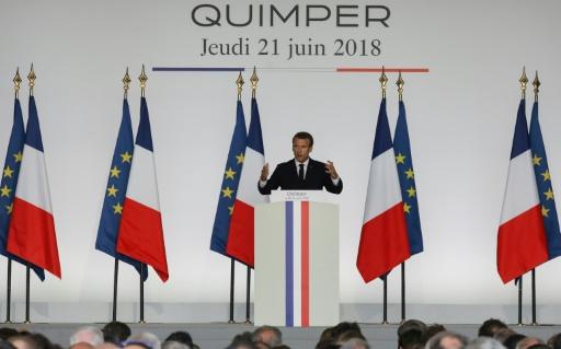 PAC: Macron juge