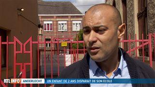 Un enfant de 2 ans disparaît de son école à Anderlecht- J'étais en stress total, confie son père (vidéo) 2