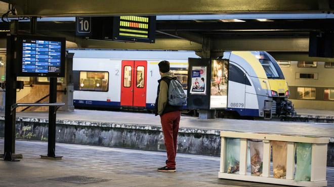 Le service minimum sera appliqué pour la première fois lors de la grève sur le rail vendredi prochain