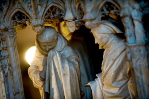 Le Conseil d'Etat rend à l'Etat une statuette médiévale détenue par une famille depuis 1813