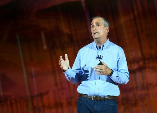 Intel: démission du PDG, après une liaison au sein de l'entreprise