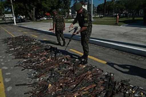 Brésil: Sept morts lors d'opérations policières à Rio