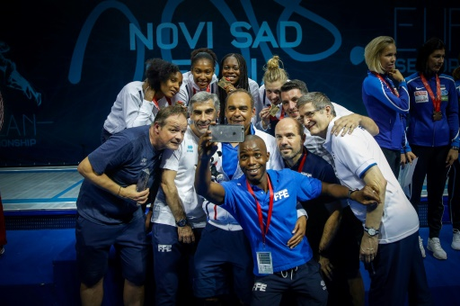 Escrime: six médailles dont deux titres pour les Français