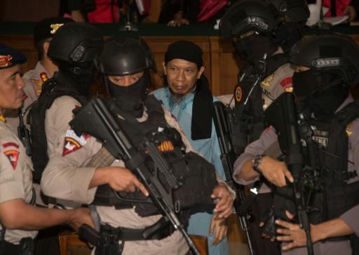 Attentats de Jakarta en 2016: peine de mort pour un extrémiste islamiste