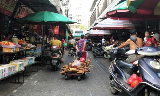 Chine: le ragoût au toutou mitonne malgré l'année du Chien